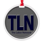 Tln Round Ornament