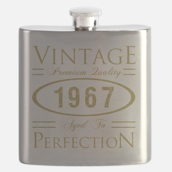 Unique 50 year old birthday Flask
