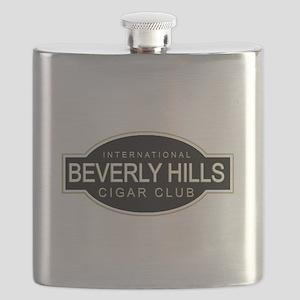 Beverly Hills Cigar Club Flask