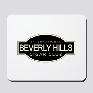 Beverly Hills Cigar Club Mousepad
