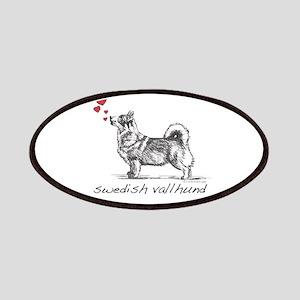 Swedish Vallhund Patch