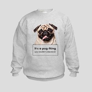 pugthing Sweatshirt