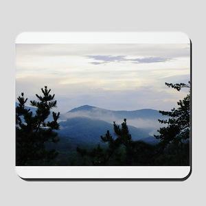 Smoky Mountain Morning Mousepad