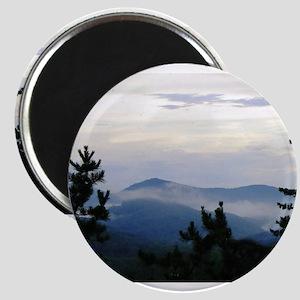 Smoky Mountain Morning Magnet