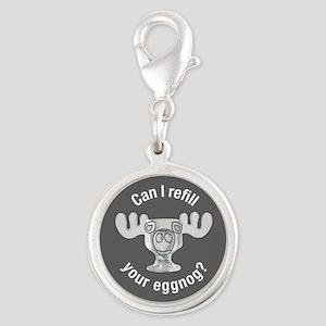 Eggnog Moose Mug Charms