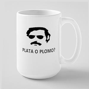 Plata O Plomo Mugs
