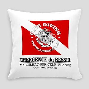 Emergence du Ressel Everyday Pillow