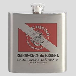 Emergence du Ressel Flask
