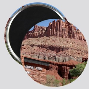 Capitol Reef National Park Visitor Center, Magnets
