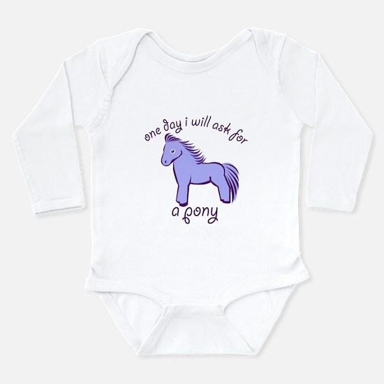 Pony - Body Suit