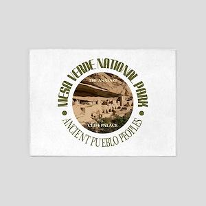 Mesa Verde NP 5'x7'Area Rug