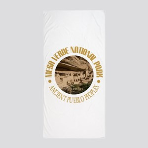Mesa Verde NP Beach Towel