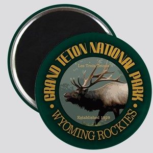 Grand Teton NP (elk) Magnets