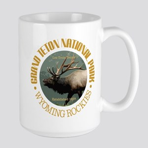 Grand Teton NP (elk) Mugs