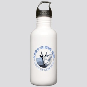 Glacier National Park (goat) Water Bottle