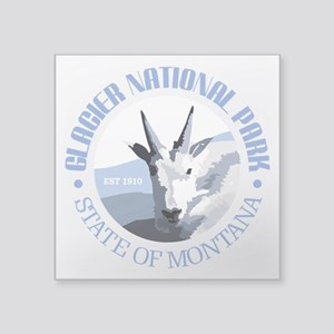 Glacier National Park (goat) Sticker