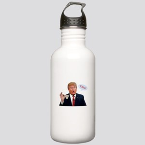 Donald Trump China Funny Water Bottle