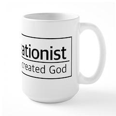 I'm a Creationist Mugs