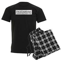 I'm a Creationist Pajamas