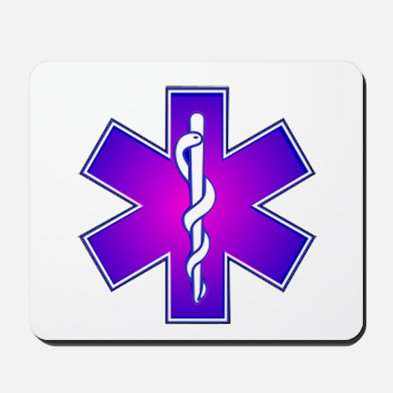 Star of Life Mousepad