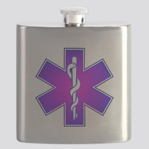 Star of Life Flask
