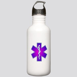 Star of Life Water Bottle