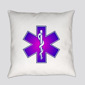 Star of Life Everyday Pillow