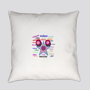 Relax and Release ! Everyday Pillow