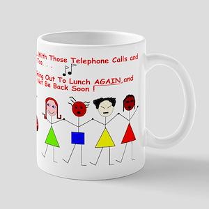 Taking a Break Mugs