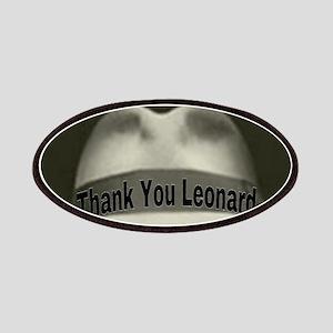 Thank You Leonard Patch