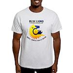 Blue Lions Logo T-Shirt