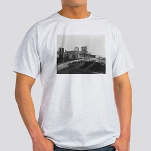 Lake Shore Drive Ash Grey T-Shirt