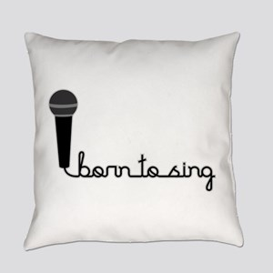 Born to Sing Everyday Pillow