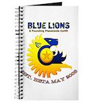 Blue Lions Logo Journal