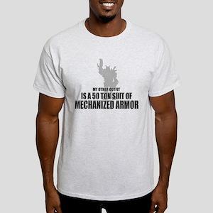 Mechanized Armor T-Shirt