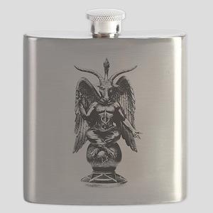 Baphomet Flask