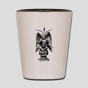 Baphomet Shot Glass