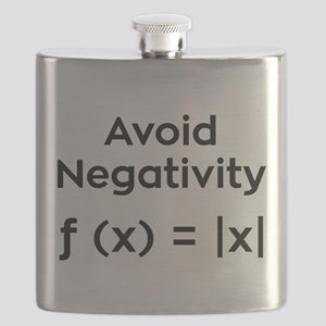 Avoid Negativity Flask
