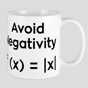 Avoid Negativity Mugs
