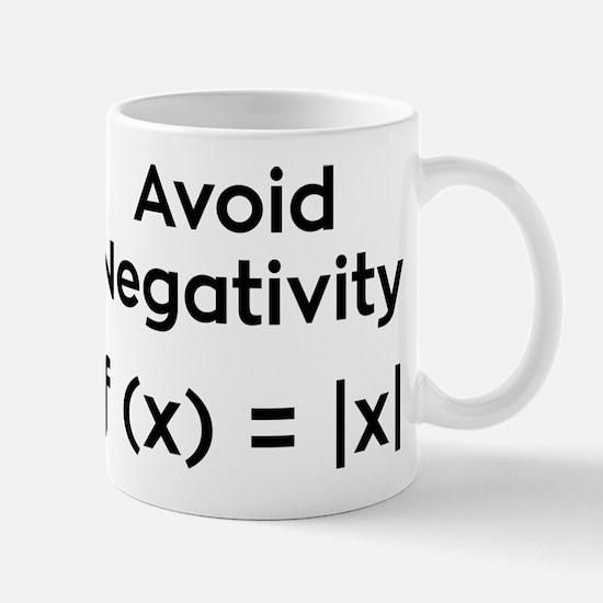 Avoid Negativity Mugs