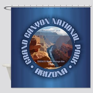 Grand Canyon NP Shower Curtain