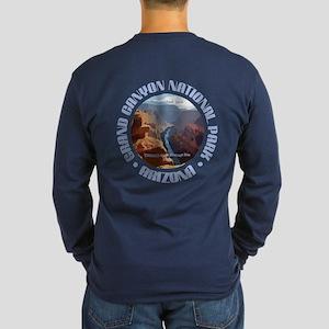 Grand Canyon Np Long Sleeve T-Shirt