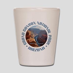 Grand Canyon NP Shot Glass