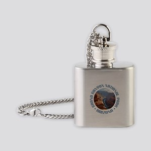 Grand Canyon NP Flask Necklace