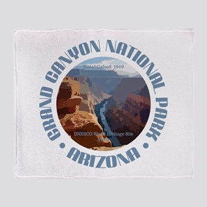 Grand Canyon NP Throw Blanket