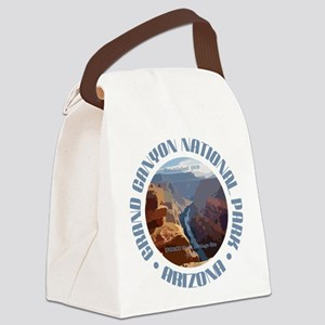 Grand Canyon NP Canvas Lunch Bag