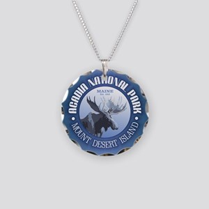 Acadia National Park (moose) Necklace
