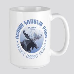 Acadia National Park (moose) Mugs