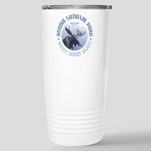 Acadia National Park (moose) Travel Mug