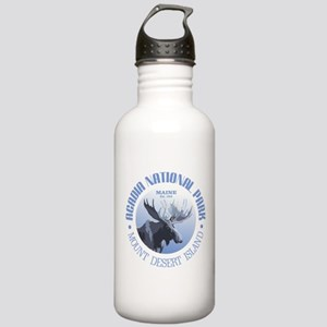 Acadia National Park (moose) Water Bottle
